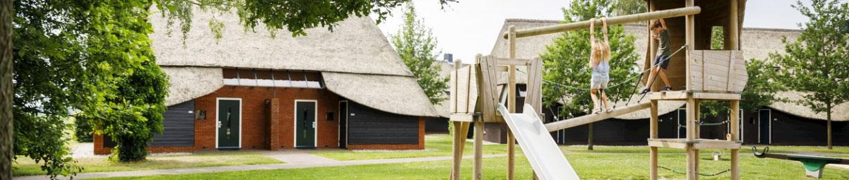 Vernieuwingen voor vakantieresort Hof van Saksen