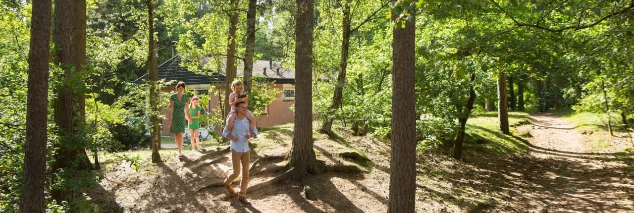 Landal Miggelenberg is één van de vijf vuurwerkvrije vakantieparken van Landal GreenParks