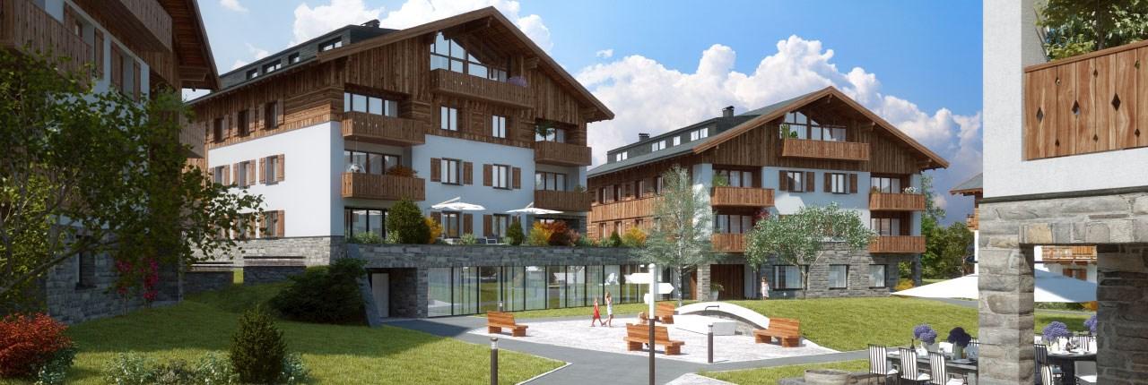 In alle jaargetijden is het genieten bij het luxe vakantiepark Landal Resort Maria Alm