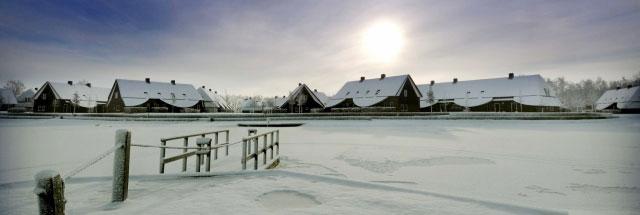 Vakantie in winter 2019