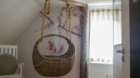 4-Persoons Newbornboerderij 4CEN (Comfort)