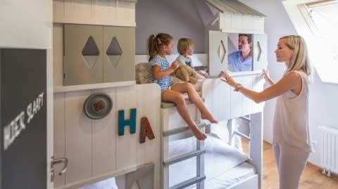 4-Persoons kinderboerderij 4CK (Comfort)