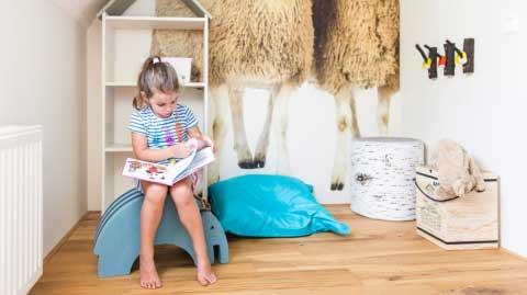 8-Persoons kinderboerderij 8CK (Comfort)