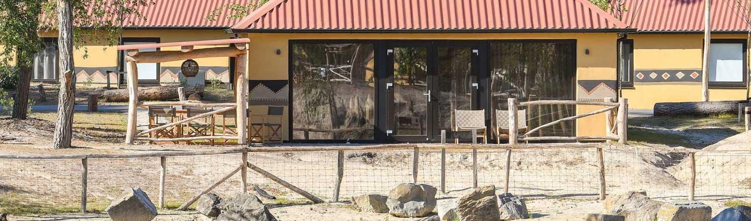 Safari Resort Beekse Bergen: Tot 15% korting + AttractiePas + Gratis Wifi