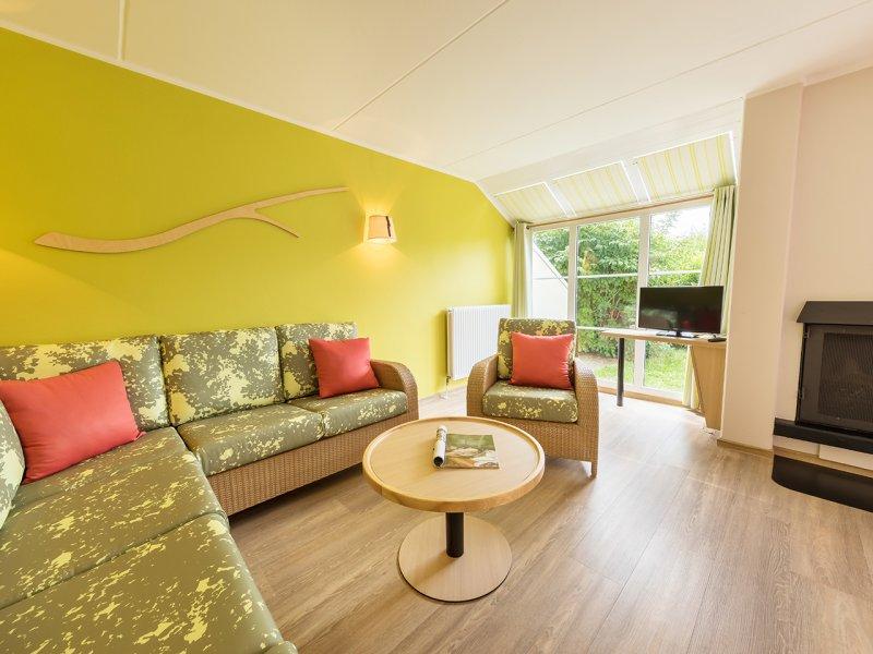 Vernieuwde Comfort cottages voor maximaal 8 personen