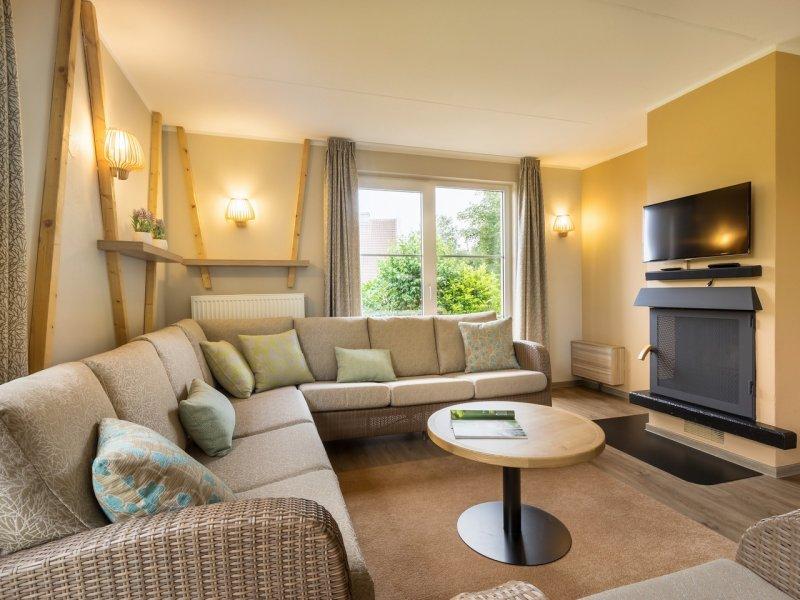 Vernieuwde Premium cottages voor maximaal 12 personen