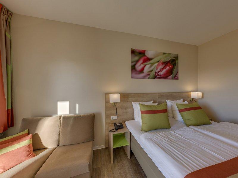 Vernieuwde hotelkamers en suites
