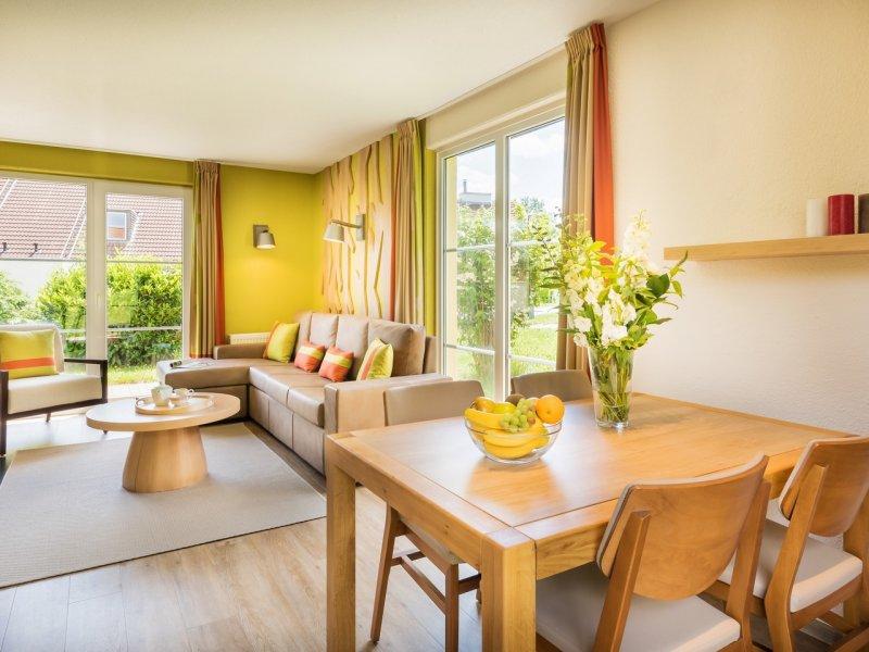 Vernieuwde VIP cottages voor maximaal 12 personen