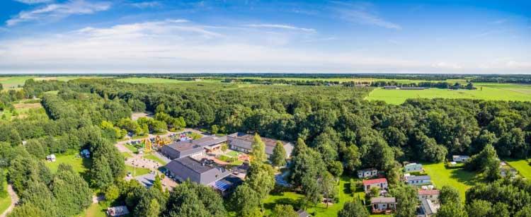 Bospark Lunsbergen, Drenthe