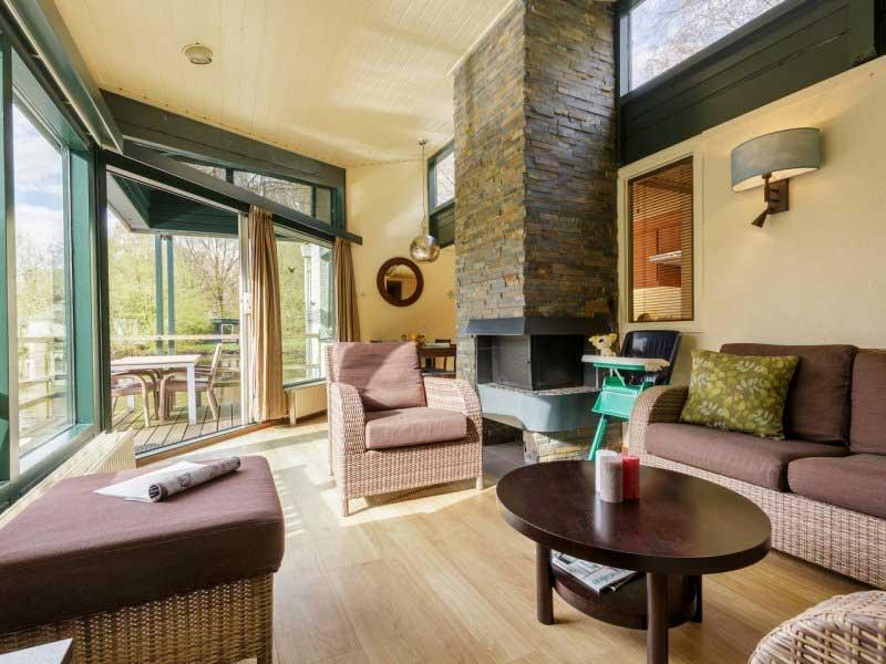 Premium of VIP cottages voor meer luxe