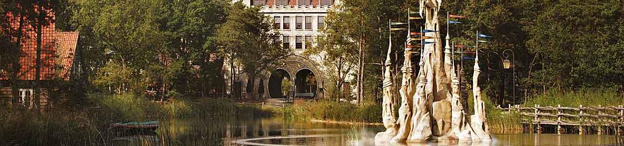 Efteling Bosrijk: 15% Vroegboekkorting