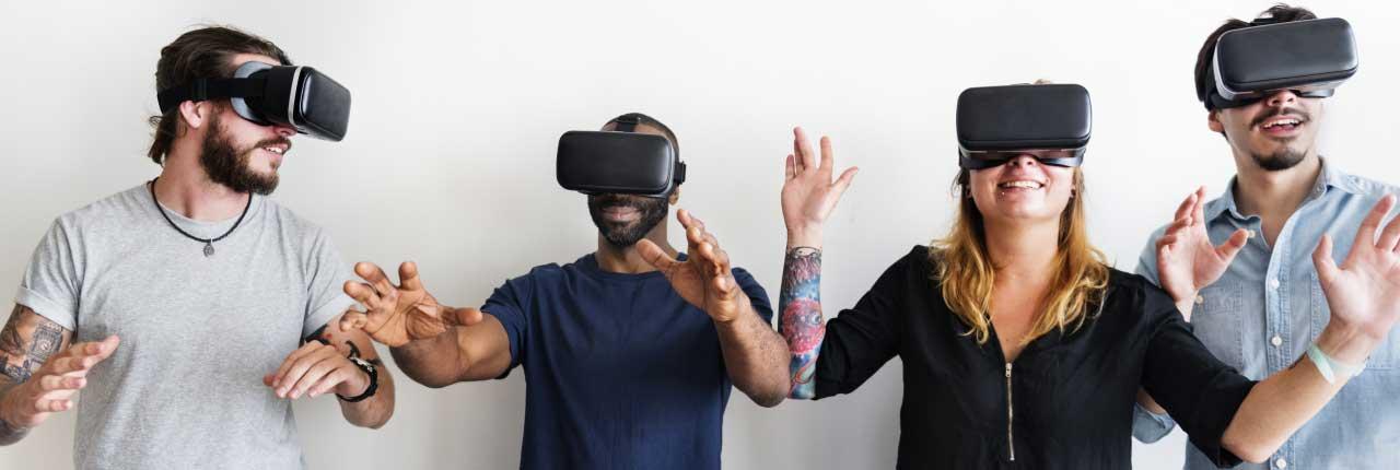 De nieuwe Virtual Reality Zone bij Vakantiepark Aquadelta is een superleuke activiteit met keuze uit 100 VR-games