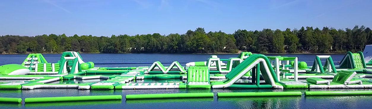 Grootste waterpark van België in Center Parcs De Vossemeren