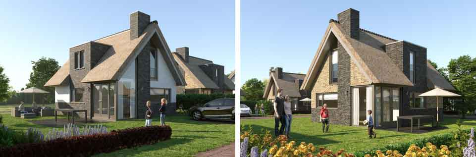 72 Luxe recreatiewoningen op Landal Berger Duinen in Noord-Holland