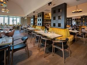 Italiaans restaurant Gusto, Hof van Saksen
