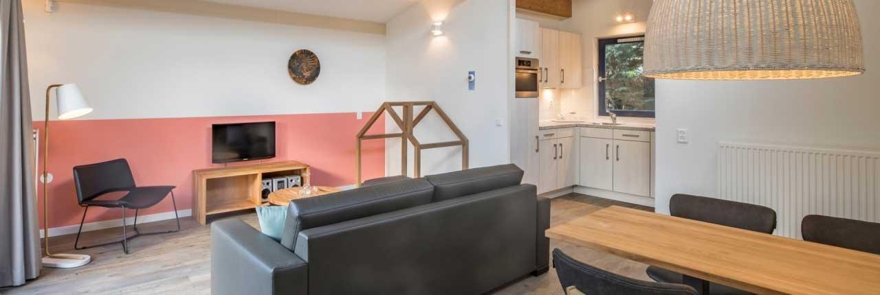 Landal Beach Resort Ooghduyne: 4-persoonshondenvilla 4CD, Comfort