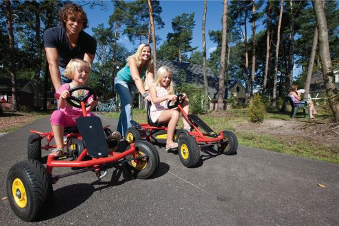23. Bospark Lunsbergen, Drenthe