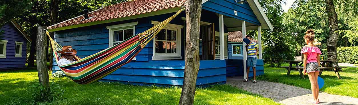 Slagharen Hacienda aanbieding: Voordelig verblijf in Mexicaans huisje