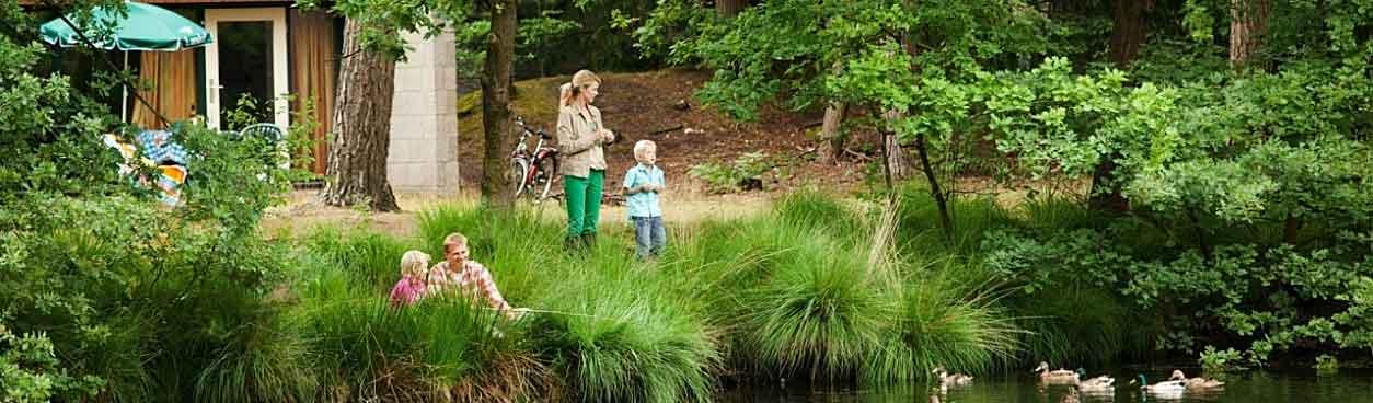 Huisje aan het water bij Landal Het Vennenbos? Let hier op