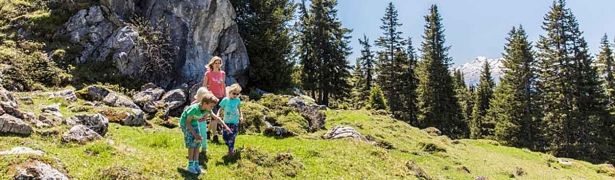 Parken in de bergen Last Minutes: Tot 30% korting