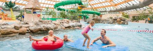 Subtropisch zwemplezier: Tot 45% korting
