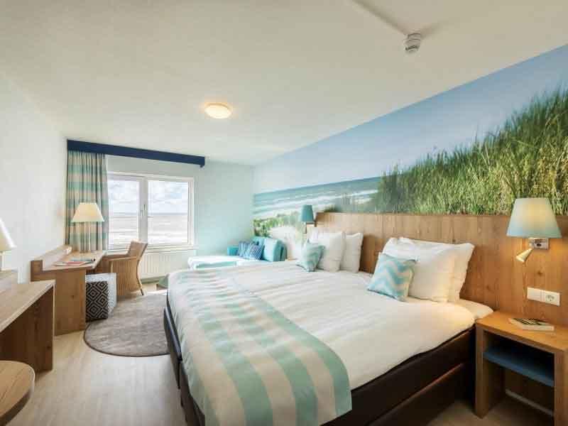 Vernieuwde hotelkamer