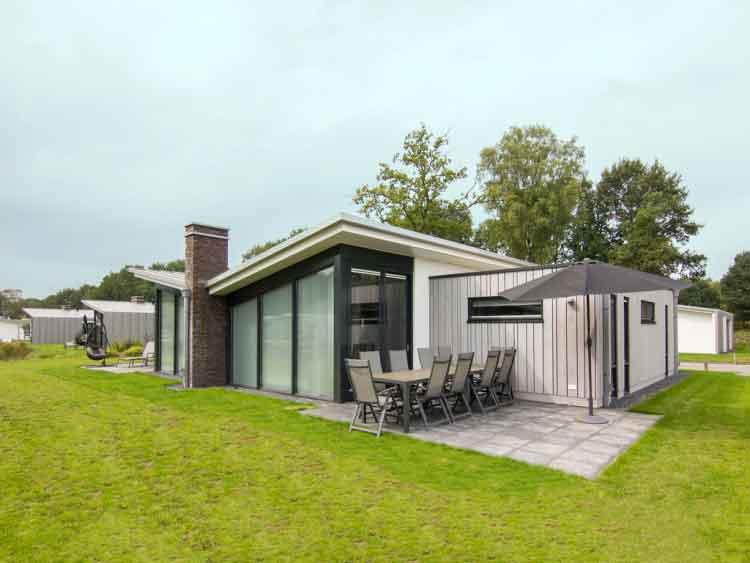 Extra luxe vakantiewoningen, Landal Amerongse Berg