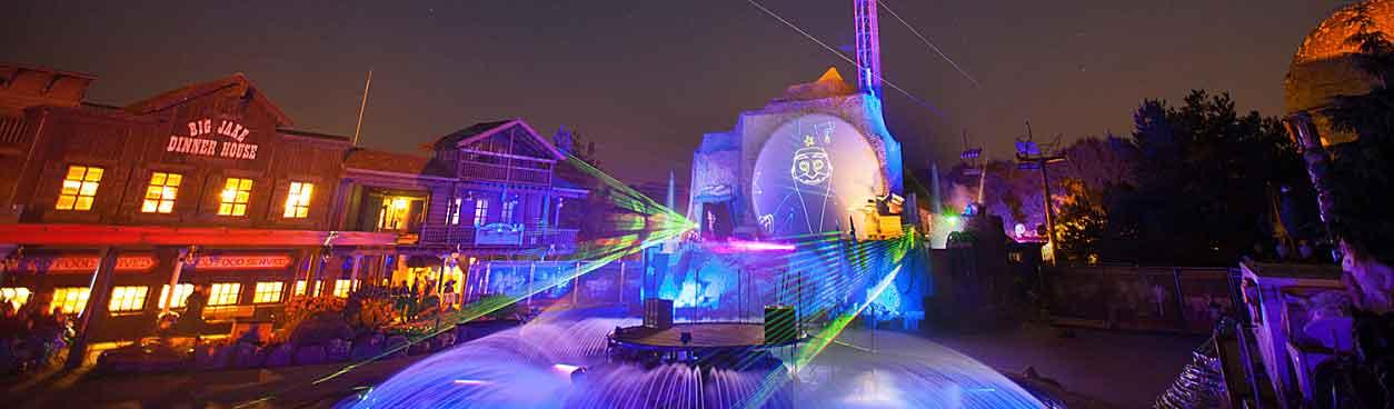 Miracle of Lights & Lasershow met vuurwerk?