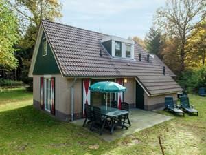 Luxe en Extra Luxe bungalows van Landal Coldenhove hebben gratis Wifi internet.