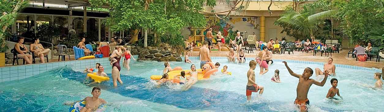 Andere vernieuwingen in het subtropisch zwemparadijs