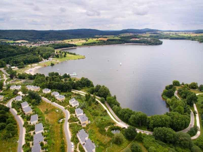 10. Park Bostalsee, Saarland