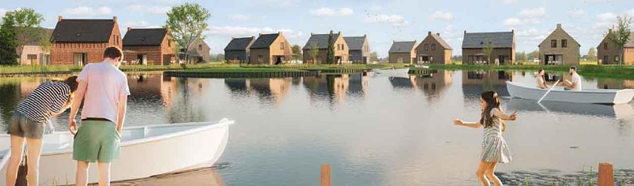 Roompot VeerseKreek is een prachtige vakantiebestemming voor jong en oud. Een van de leukste activiteiten om te ondernemen is het huren van een bootje. Met je bootje geniet je van het zonnetje op het grote meer van het park.