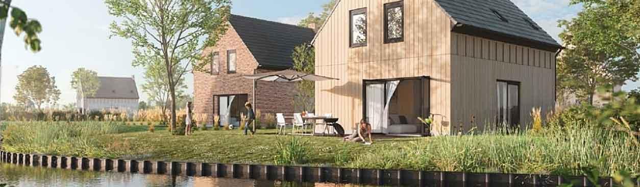 In een vakantiewoning van Roompot VeerseKreek kom je heerlijk tot rust. Wanneer je een villa aan het water hebt kun je eenvoudig een hengeltje uitgooien en op je gemakje vissen.