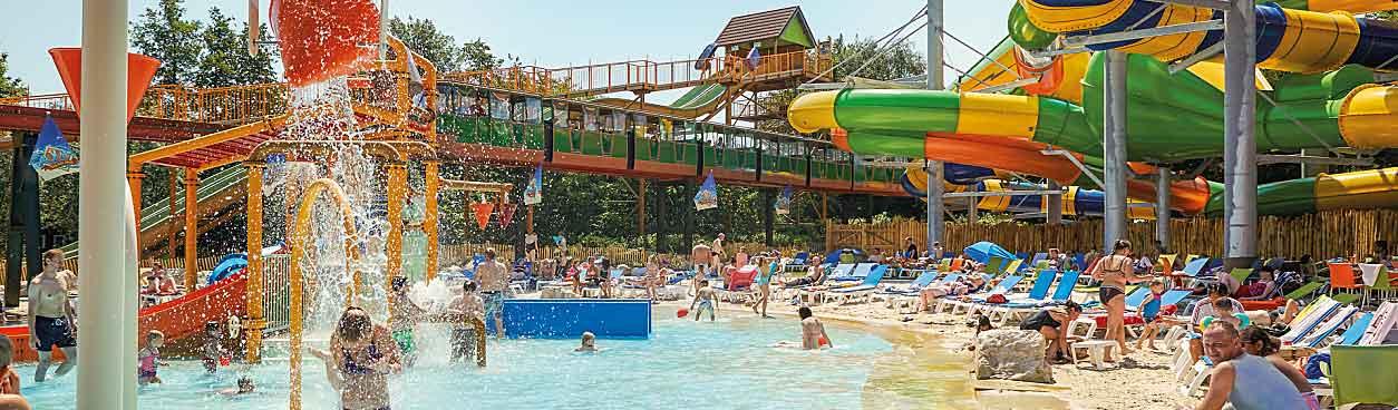 Upgrade je abonnement voor onbeperkt zwemmen in Aqua Mexicana