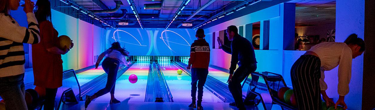 Unieke vernieuwde bowlingbanen bij Landal De Lommerbergen