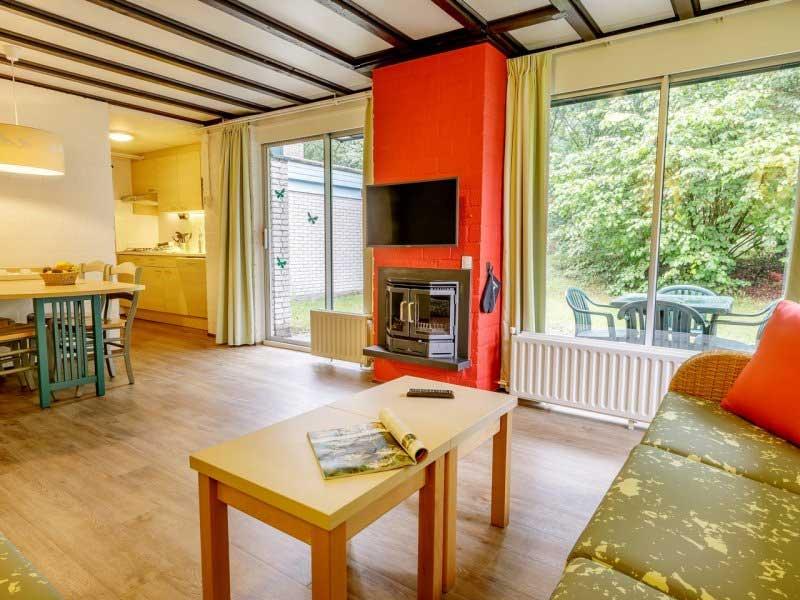 Vernieuwde Comfort Cottages Center Parcs Limburgse Peel