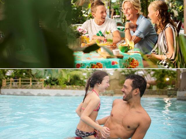 Center Parcs De Haan heeft diverse vernieuwingen zoals vernieuwde cottages, vernieuwd subtropisch zwemparadijs Aqua Mundo en leuke indoor speelwereld BALUBA.