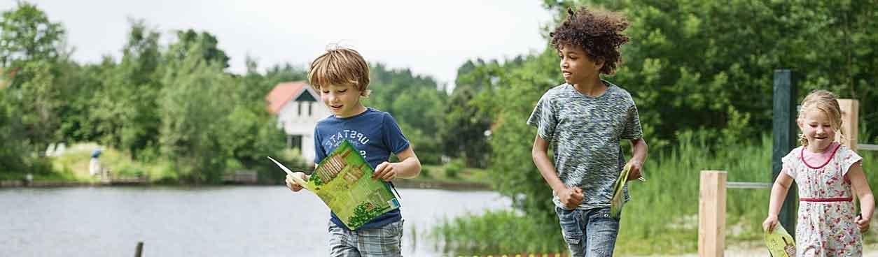 Kies voor een Landal park met leuke activiteiten