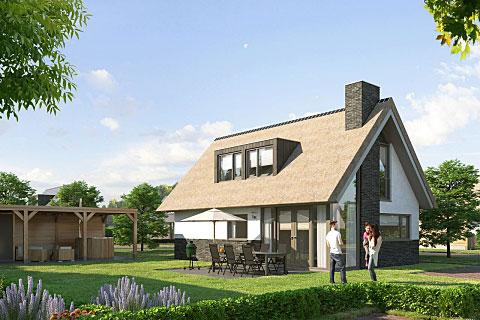 Extra Luxe 4-persoons wellnesswoning 4ELW, Landal Berger Duinen (Noord-Holland)