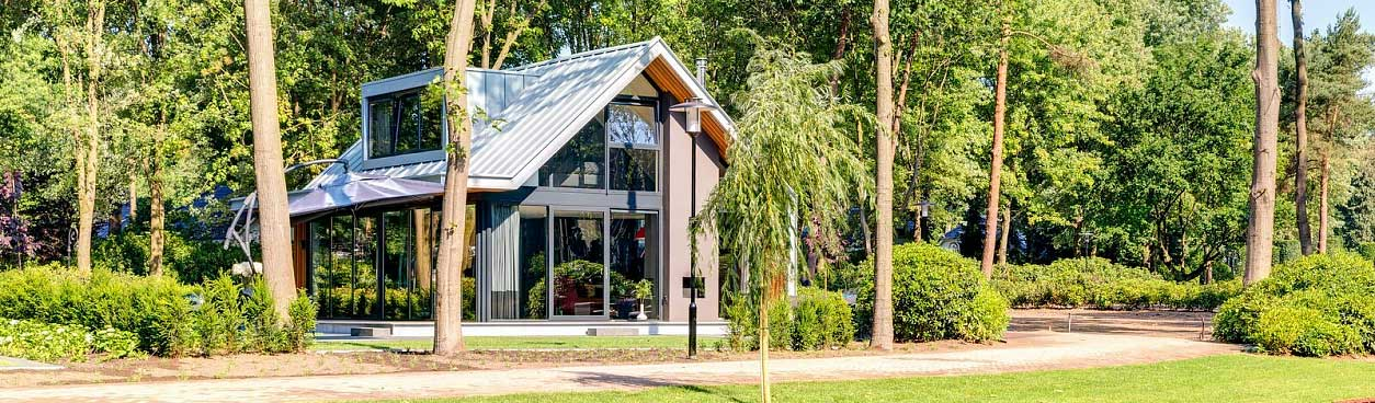 Villa Superieur: Prachtige vakantiewoning op TopParken Landgoed de Scheleberg midden in het groen