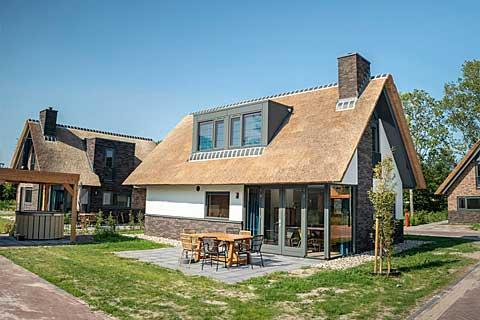 Extra Luxe 6-persoons wellnesswoning 6ELW, Landal Berger Duinen (Noord-Holland)