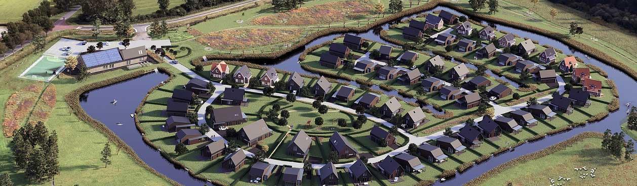 Landal Elfstedenhart is nieuw vakantiepark in Friesland