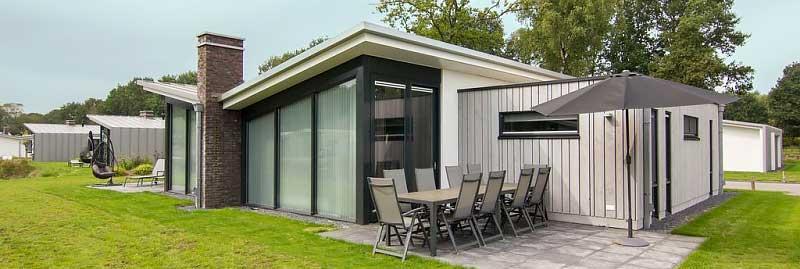Extra luxe vakantiewoningen bij Landal Amerongse Berg