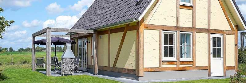 Luxe en Extra luxe vakantiewoningen bij Landal De Waufsberg
