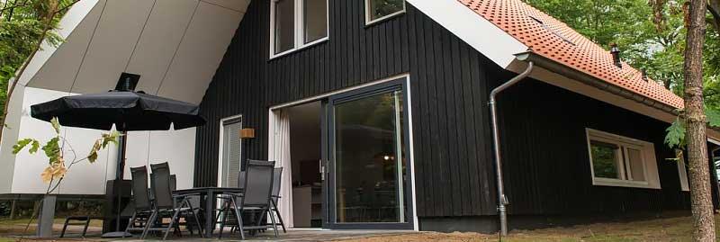 Luxe vakantiewoningen bij Landal Miggelenberg