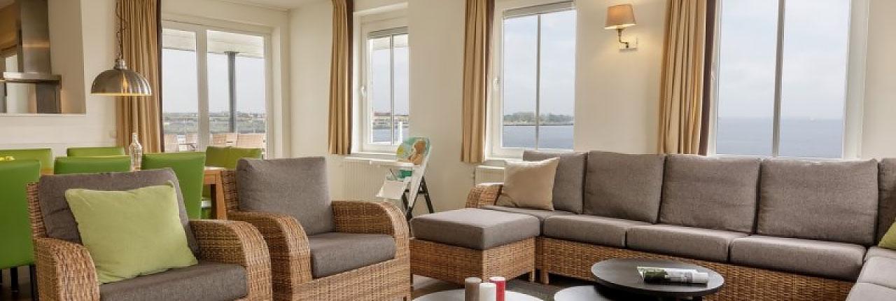 Meest luxe Center Parcs cottage in Nederland kerstvakantie 2020