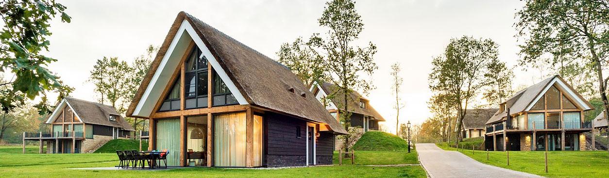 Landal vakantieparken in Drenthe