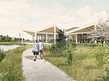 Eerste details nieuwe Center Parcs vakantiepark in Denemarken bekend